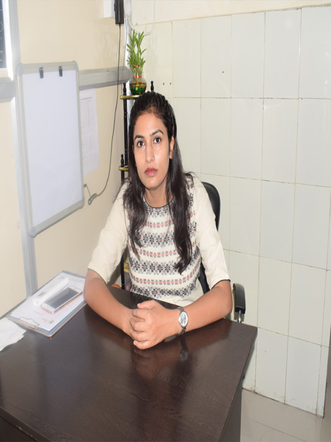 Dr. Komal Singh