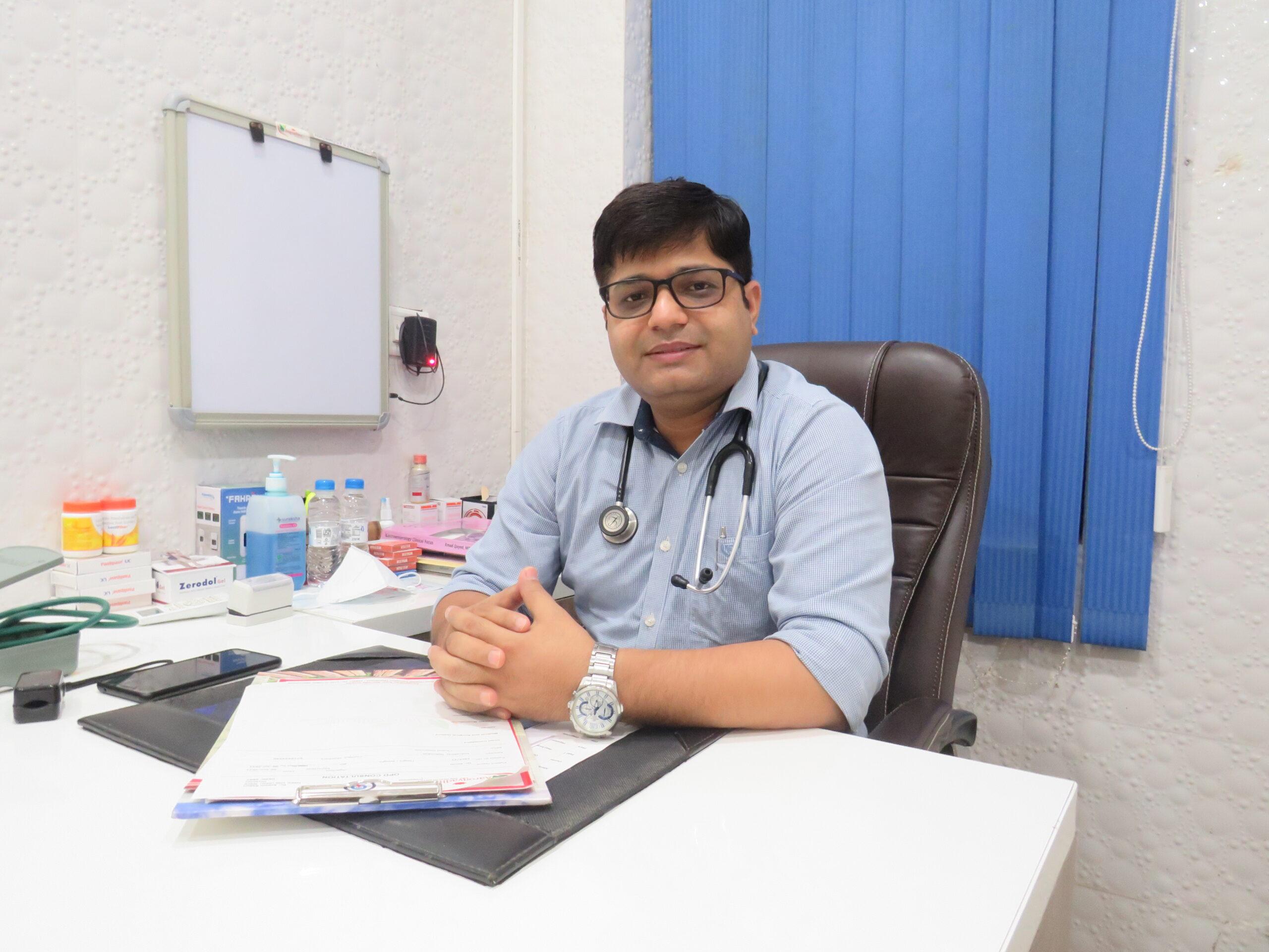 Dr Aseem Raturi